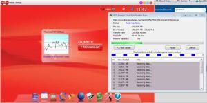 Penampakan download User interface ZTE AC2776