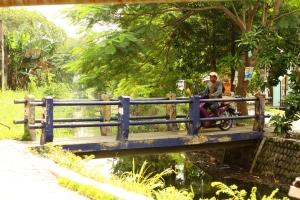 jembatan Shirothol Mustaqim Keputih ITS
