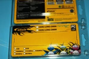 package DDR3 Elixir
