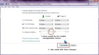 05 Cara Save Changes untuk Laptop