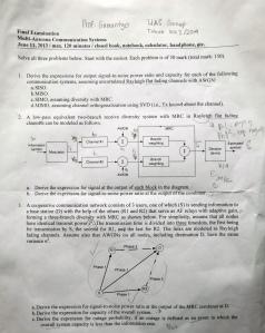 soal UAS Antena Jamak S2 TMM Genap 13-14