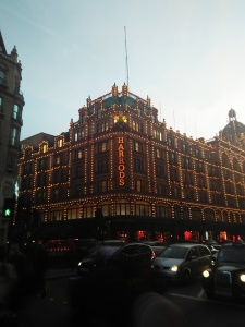 Harrods Shopping London IMG20151223155650